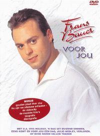 Cover Frans Bauer - Voor jou [DVD]